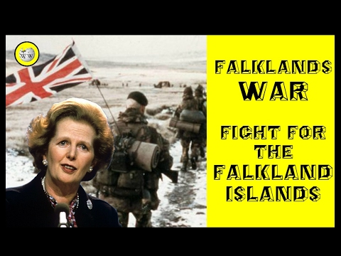 Falklands War - Fight for The Falkland Islands