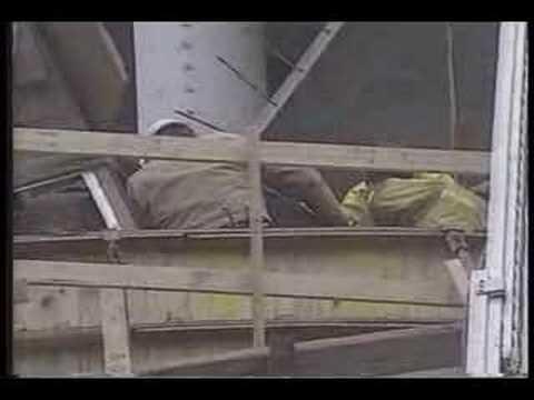 News Clip: Construction Site Impalement