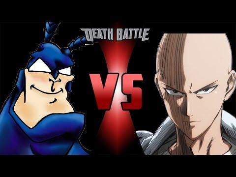 Death Battle Ideas  #19