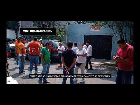 Brigadistas de Movimiento Ciudadano Agreden a mujer embaraza en Nezahualcóyotl