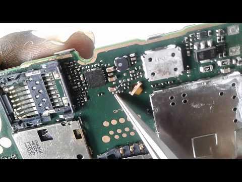 nokia 110 light jumper solution