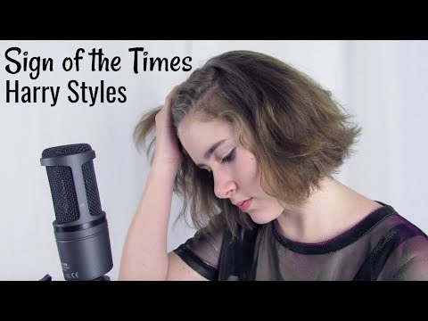 Sign Of The Times - Harry Styles - Cover By Samantha Potter
