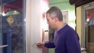 Регулировка фурнитуры балконной двери(, 2013-12-30T08:23:37.000Z)