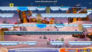 Super Granny Winter Wonderland lv 29 - 30