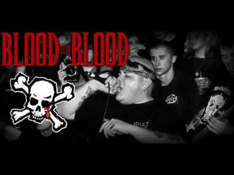 BLOOD FOR BLOOD ‎-- Livin' In Exile 1999 [FULL ALBUM]