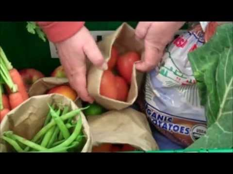 Seattle's Local Organic Produce Box: March 17th - 22nd