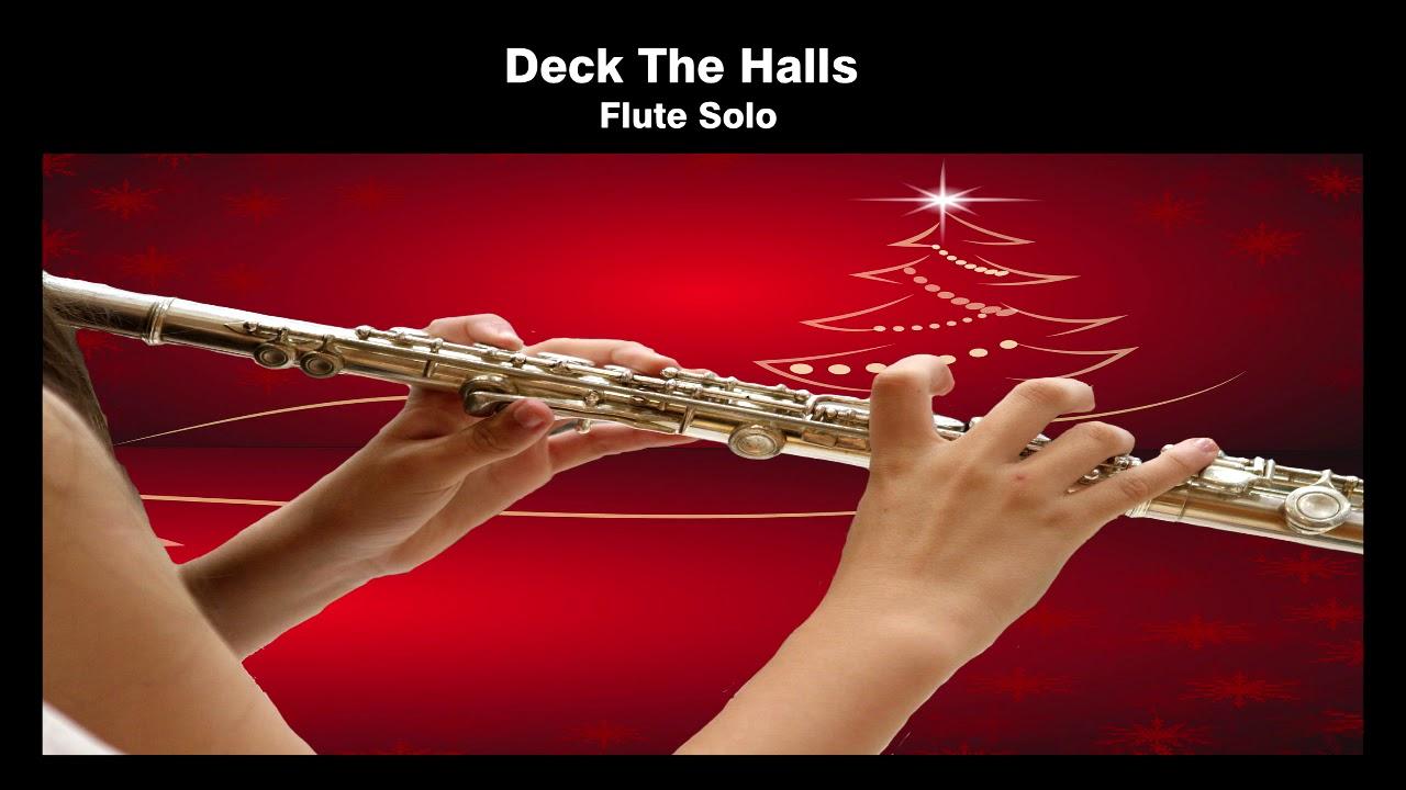 Deck The Halls Flute Solo