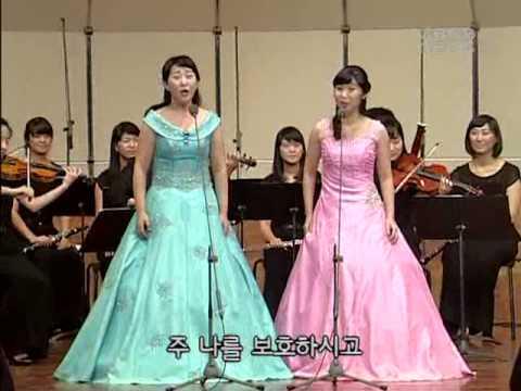 [Gracias Choir] 십자가 그 사랑 The love of the cross - 소프라노 최혜미&박진영