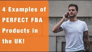 4 Examples of Perfect FBA Products in the UK - Amazon Seller Mastery - Tanner J Fox