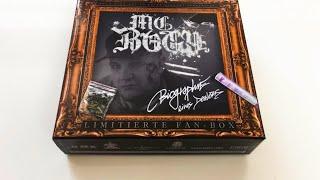 MC Bogy - Biographie eines Dealers Box Unboxing