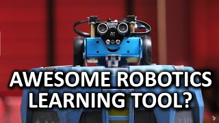 mBot S.T.E.M. Educational Robot - Great intro to robotics?