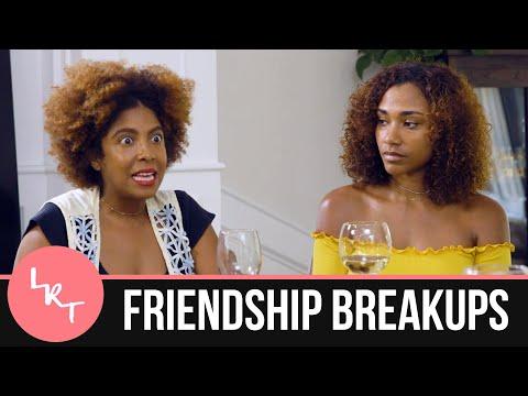 Friendship Breakups | Ladies' Round Table | A Black Love Series