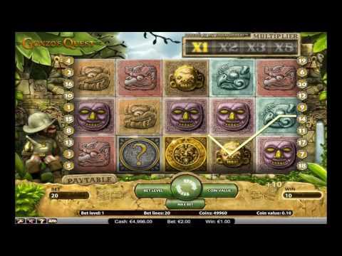 Как играть в игровой автомат Gonzo's Quest. Обучающее видео.из YouTube · С высокой четкостью · Длительность: 1 мин  · Просмотров: 15 · отправлено: 10/26/2016 · кем отправлено: ABCSlot игровые автоматы