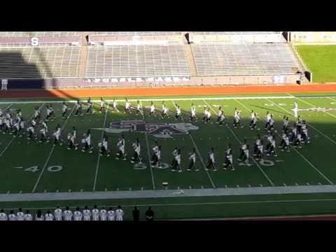 Athens High School Band 2016 - UIL Region 21 Marching Contest