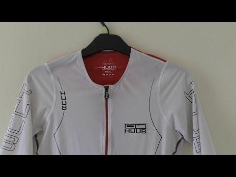 12fbc210c Unpacking The HUUB Parcel - Dave Scott Long Course Triathlon Suit ...