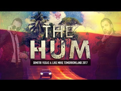 Higher Place vs The Hum vs Stay A While (Dimitri Vegas & Like Mike Tomorrowland 2017)