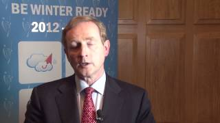 Taoiseach Winter Ready Campaign