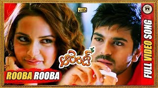 Ram Charan's Superhit Musical Movie Orange Video Song | Rooba Rooba Video Song | Home Theatre