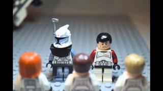 LEGO ЗВЕЗДНЫЕ ВОЙНЫ КЛОНЫ ТРЕЙЛЕР №1 BRICKFILM: В 2016