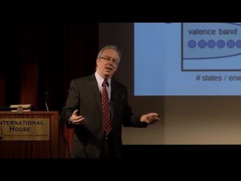 2016 Berkeley Physics Oppenheimer Lecture with Charlie Kane