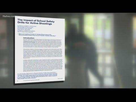 Teaching Your Kids About School Lockdown Drills