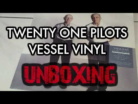 Unboxing Twenty One Pilots Vessel Vinyl