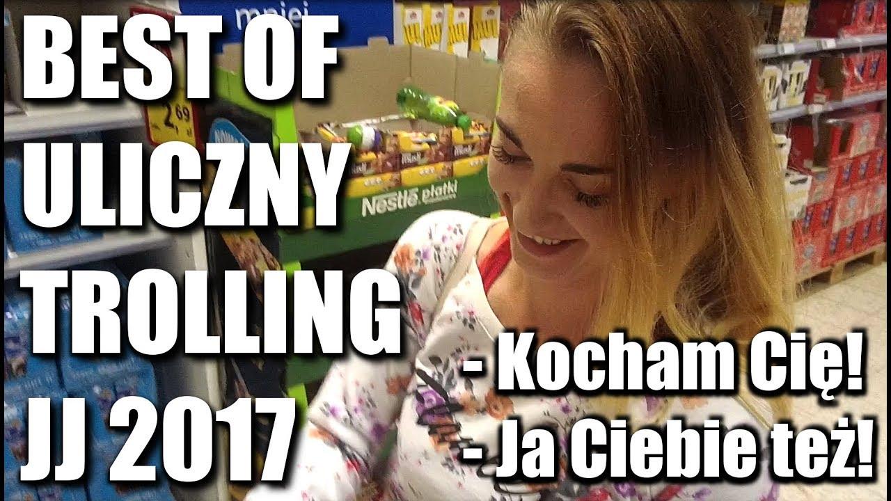 Best of uliczny trolling Jeleniejaja 2017