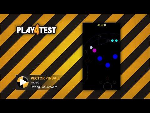Games4Test - Vector Pinball