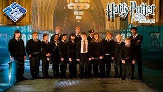 Гарри Поттер и Орден Феникса PCSX2 прохождение на геймпаде часть 1 Сравнение начинается