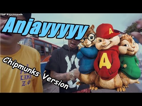 KEMAL PALEVI - Anjay ft YOUNG LEX, MACK G, ROBERT WYNAND || Chipmunks Version