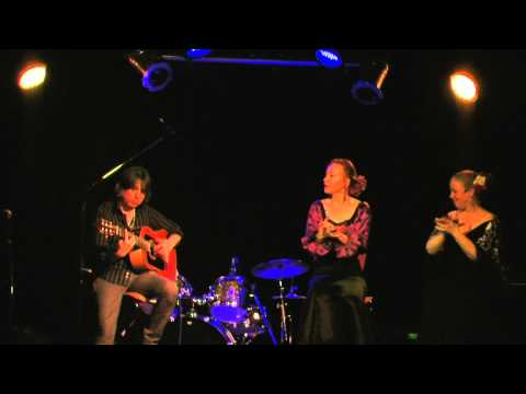 Flamenco - Dino Toledo, Marilyn Preston and Maria O' Loughnan - The Piston - Toronto