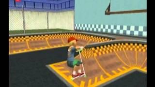 Razor Freestyle Scooter for Sega Dreamcast