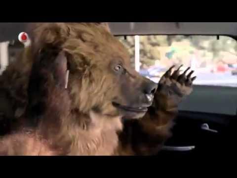 Canzone pubblicità Vodafone RELAX con l'orso