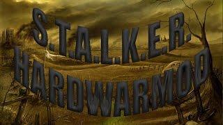 S.T.A.L.K.E.R. МОД. HARDWARMOD Трудная война Ч#4. Отшельник.