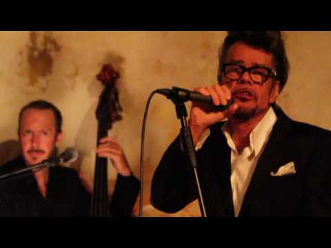 Buster Poindexter performing