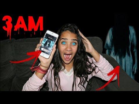 NÃO FALE COM A SIRI AS 3:00 DA MANHÃ!!! É MUITO ASSUSTADOR!!! Samara  me ligou ??