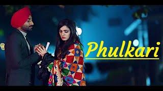 Ranjit Bawa | Kami Mehsoos Meri | Phulkari (Lyrics) Ranjit Bawa Songs | Popular Punjabi Love Songs