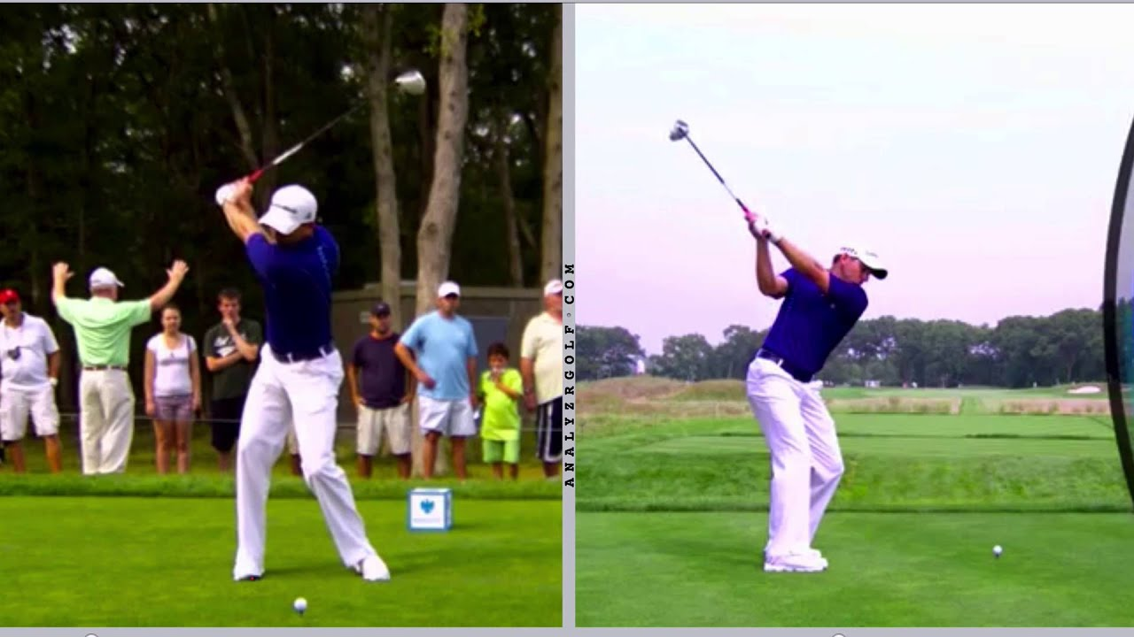 brooks motion driver watch youtube koepka slow analysis swing
