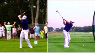 Swing Analysis - Sergio Garcia