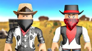 Phantom Of The West - Roblox Western Movie (Official Short Teaser Trailer)