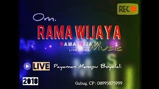 Om. RAMA WIJAYA - Pesta Pasti Berakhir Voc. Arjun Cassanova (Live Payaman Nampu Boyolali)
