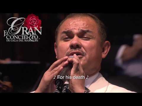 Mariachi Vargas - El Gran Concierto Interviews - Alberto Alfaro