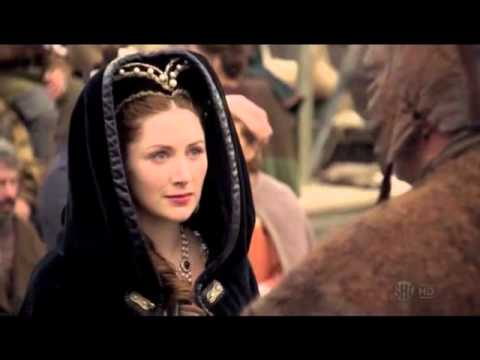 Emma Hamilton in The Tudors (Anne Stanhope)