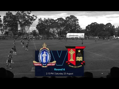 GPS Rugby R6 2018: The Southport School v Gregory Terrace