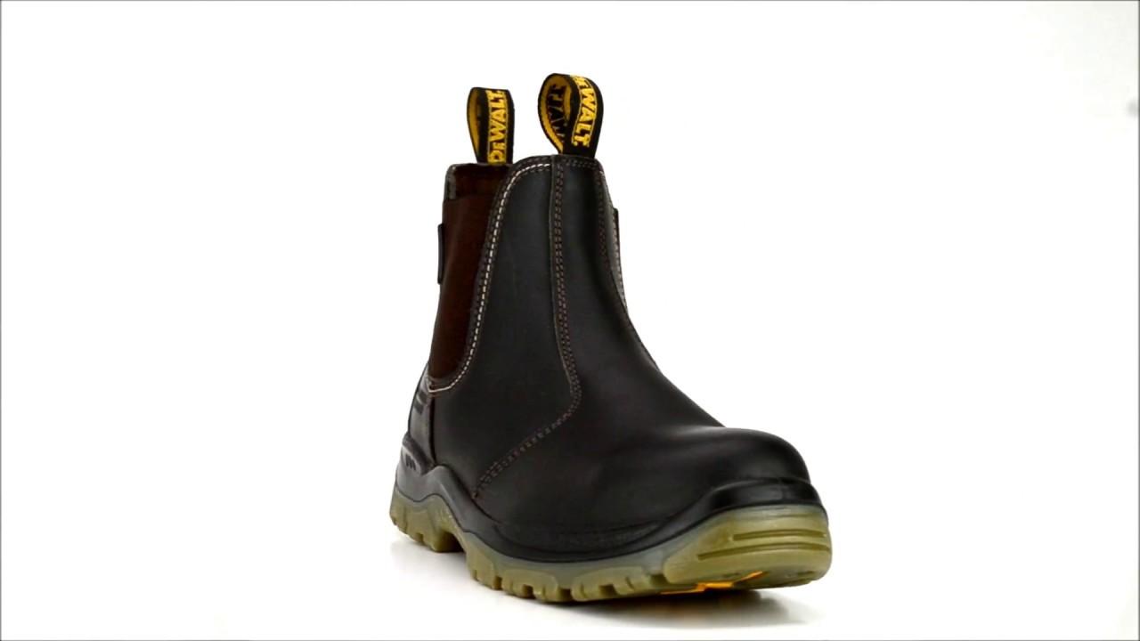 6fbd88c45eae DeWalt Nitrogen Steel Toe Slip On Work Boot DXWP10010-DBB   Steel-Toe -Shoes.com