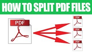 How to split a PDF file into multiple files for free