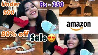 Amazon Footwear Haul | Amazon Ladies Footwear Under 500 | ABHIKSHA