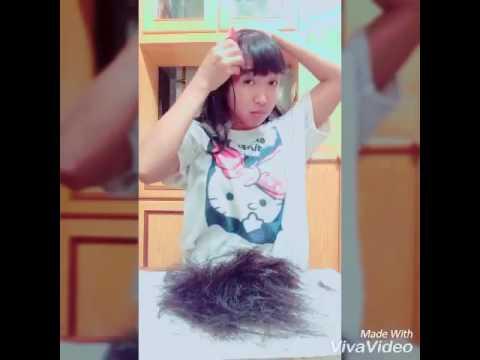 Cara potong rambut sendiri dn cepat - YouTube 8ac98327ee