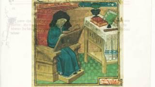 Première Deploration sur la mort de Guillaume de Machaut - F. Andrieu
