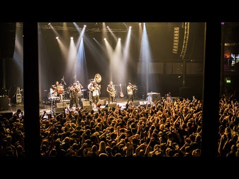Tru Thoughts - 18th Birthday - Roundhouse / Brighton Dome 2017